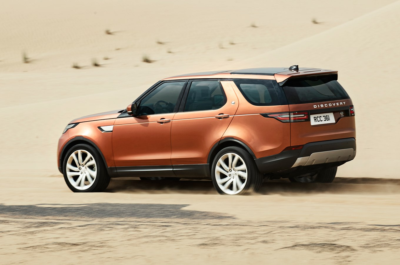 Rover discovery photo - 2