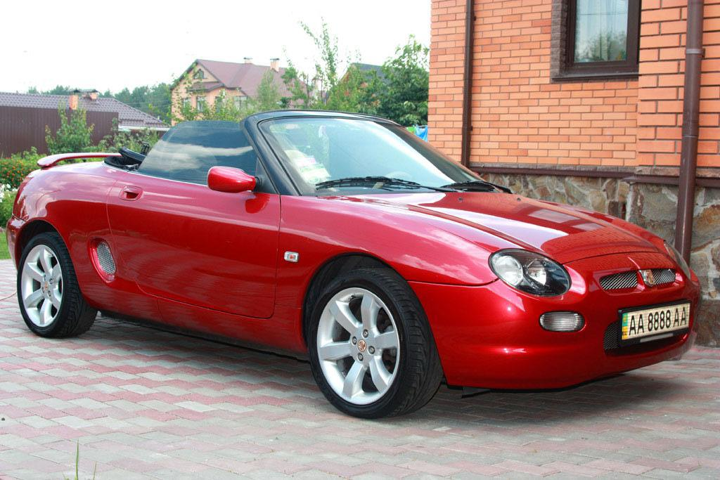 Rover mgf photo - 1