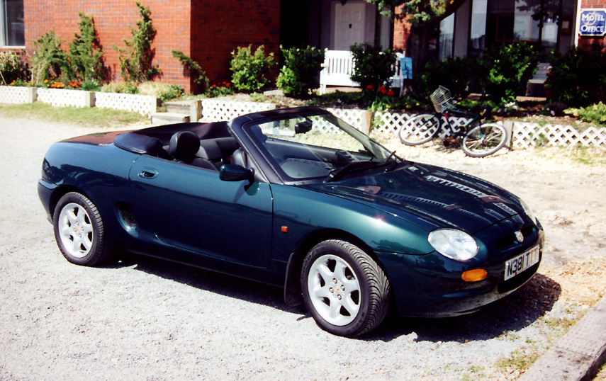 Rover mgf photo - 3