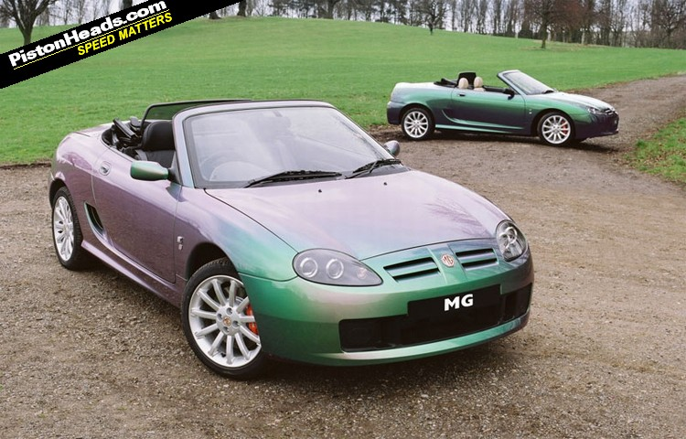 Rover mgf photo - 4