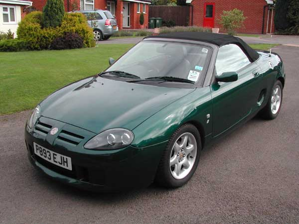 Rover mgf photo - 9