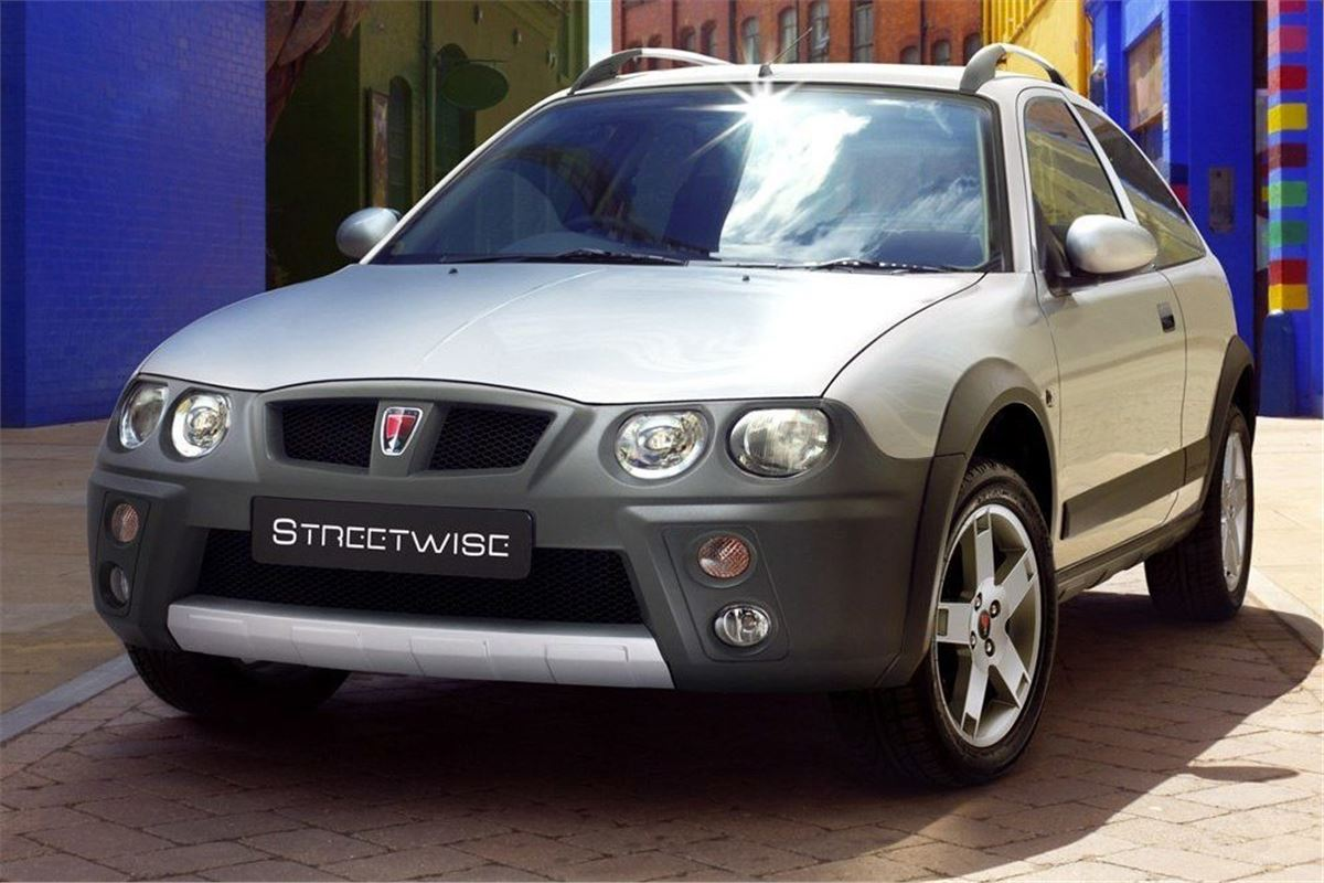 Rover streetwise photo - 1