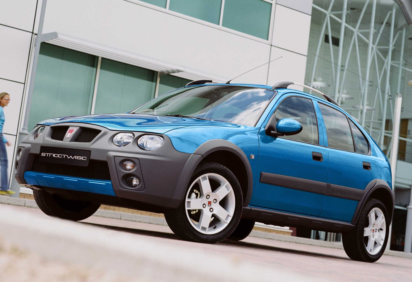 Rover streetwise photo - 2