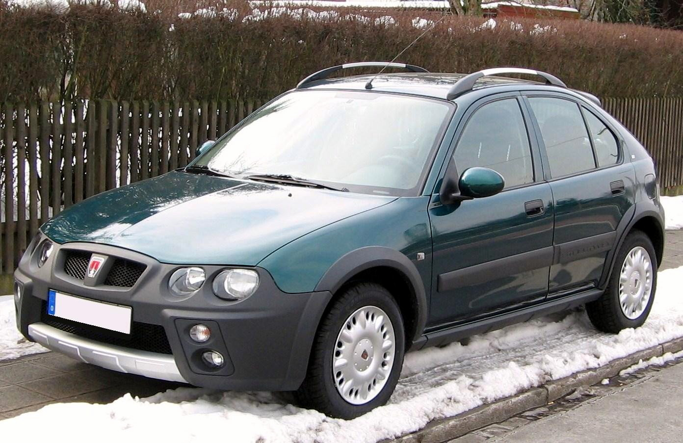 Rover streetwise photo - 6