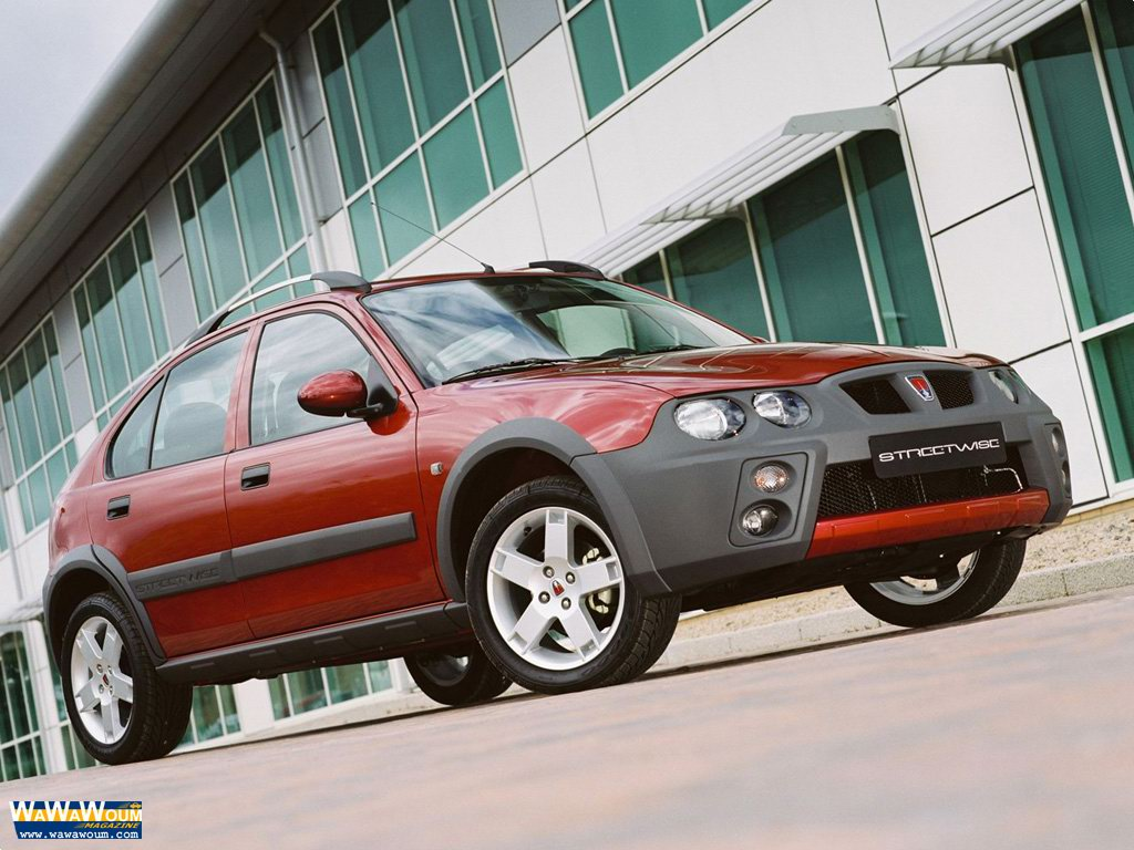Rover streetwise photo - 7