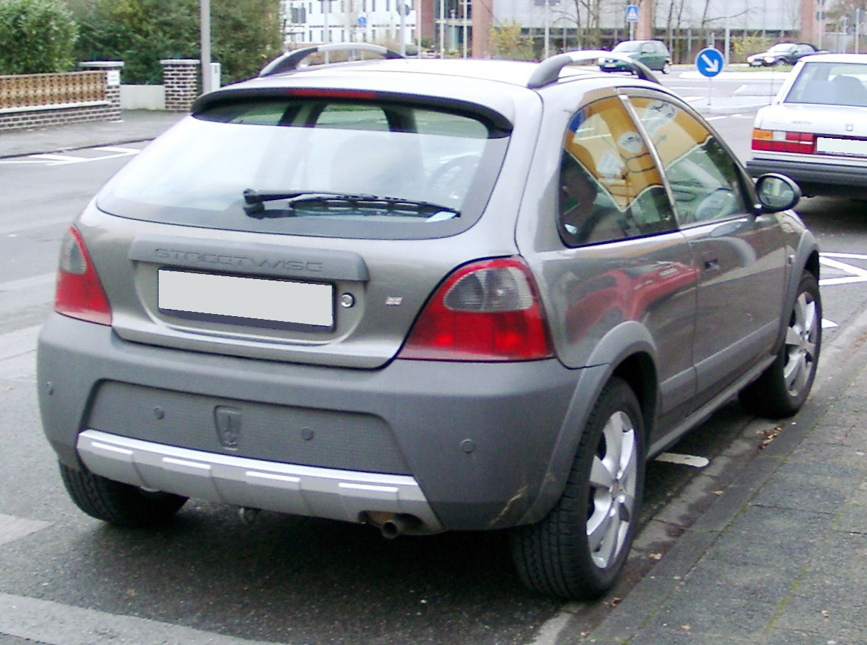 Rover streetwise photo - 8