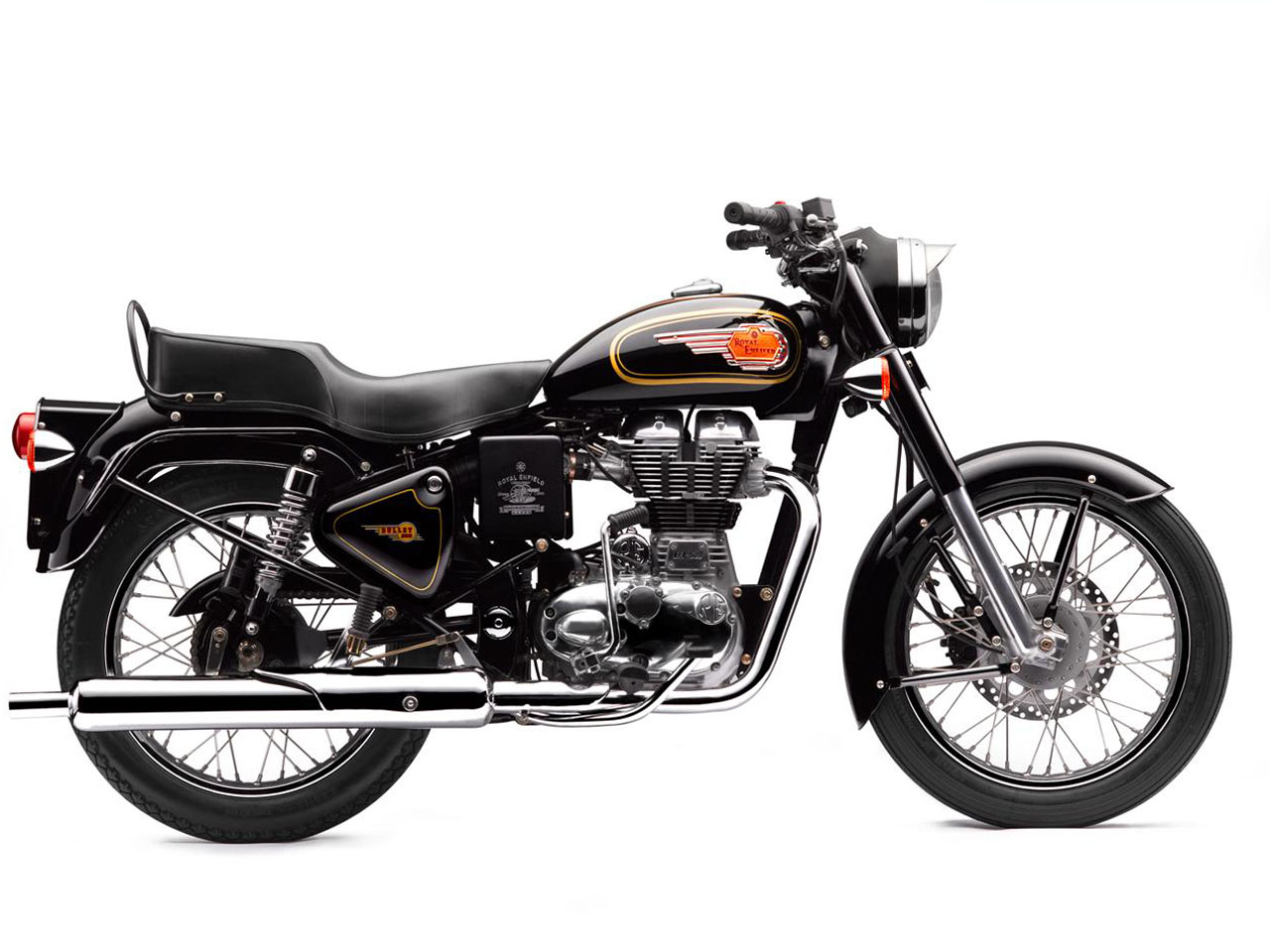Royal enfield bullett photo - 3