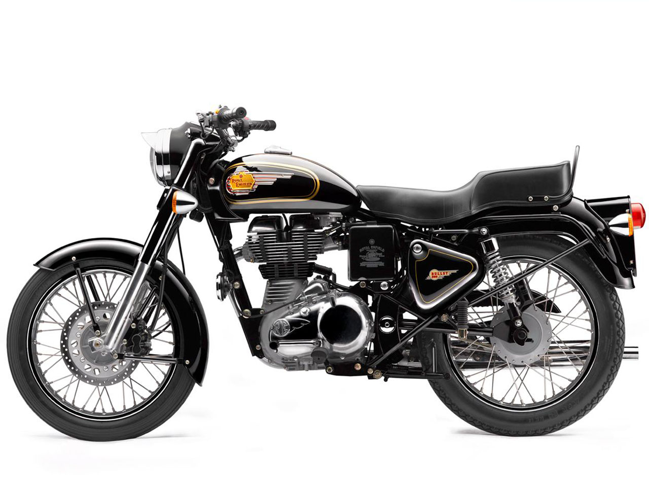 Royal enfield bullett photo - 5