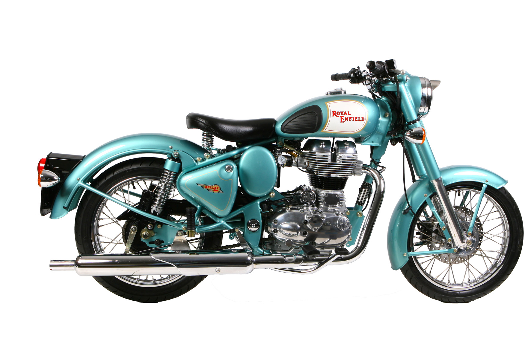 Royal enfield bullett photo - 6