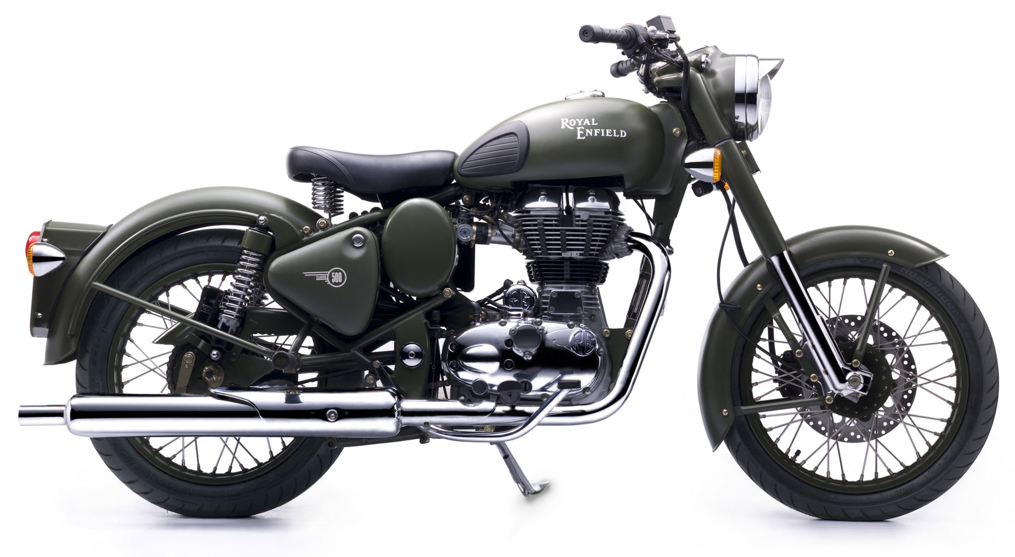 Royal enfield bullett photo - 9