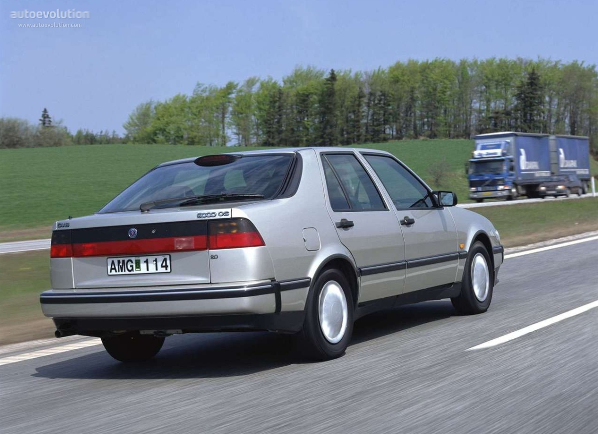 Saab 9000cs photo - 2