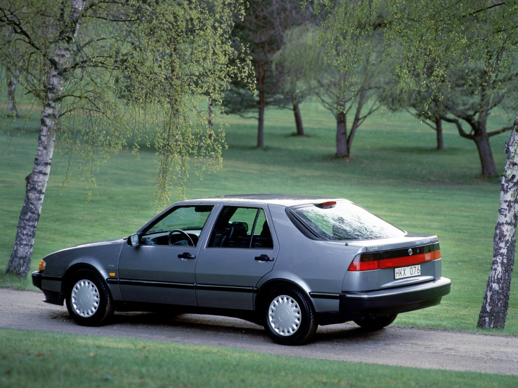 Saab 9000cs photo - 4