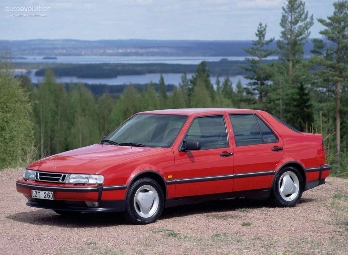 Saab 9000cs photo - 5