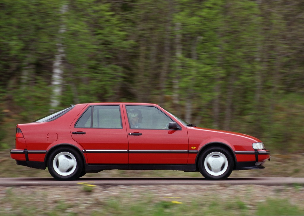 Saab 9000cs photo - 6