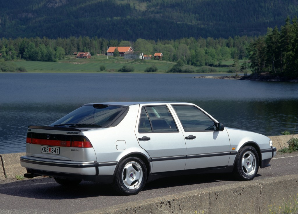 Saab 9000cs photo - 8