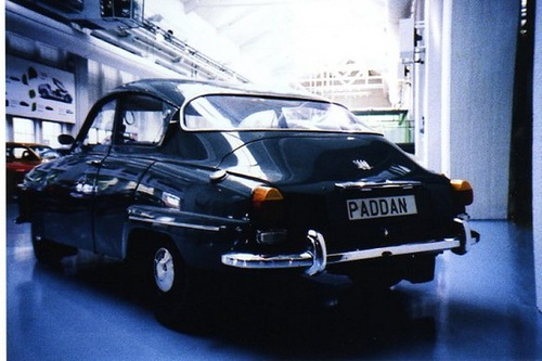 Saab paddan photo - 10