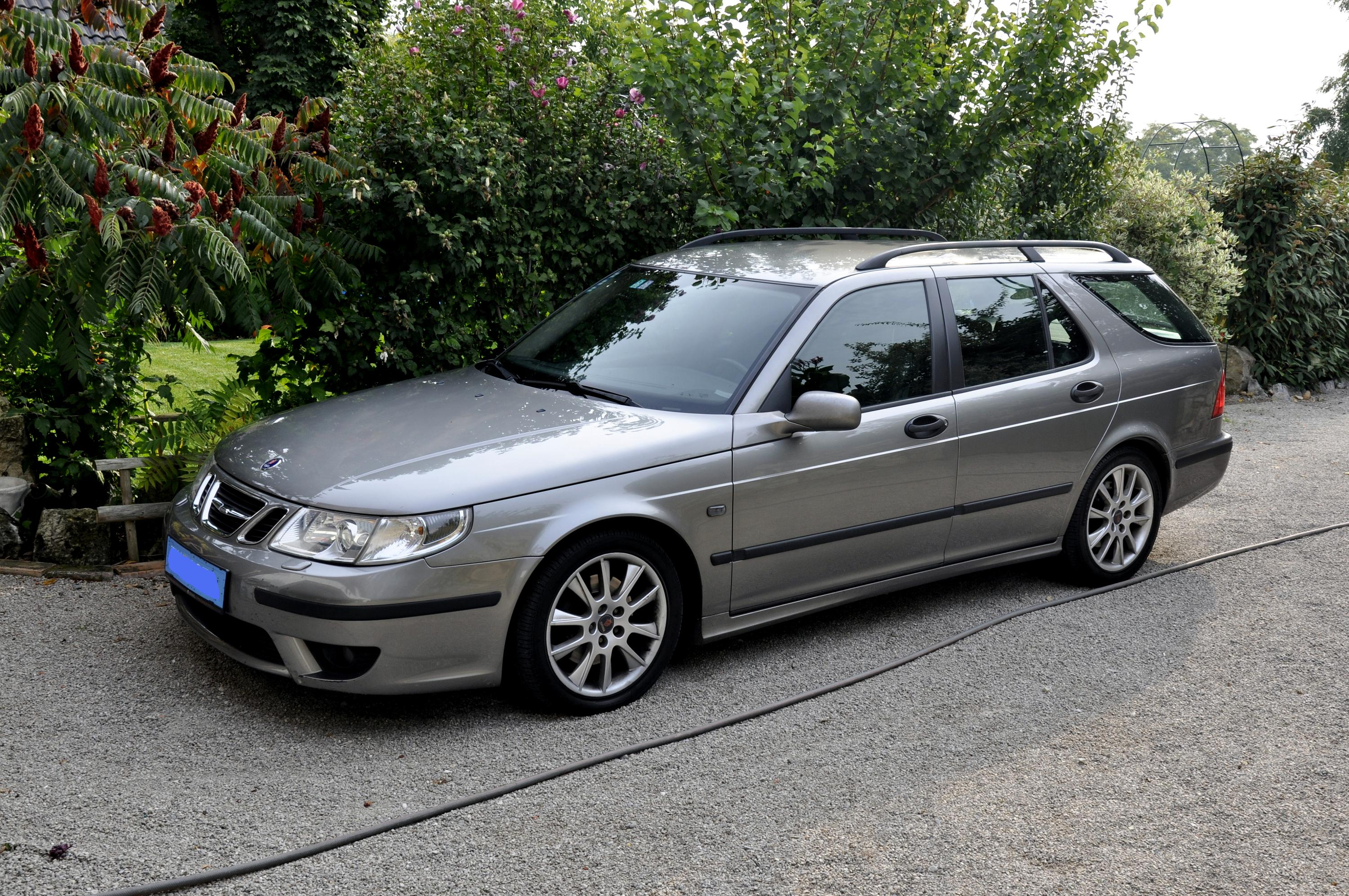 Saab wagon photo - 1