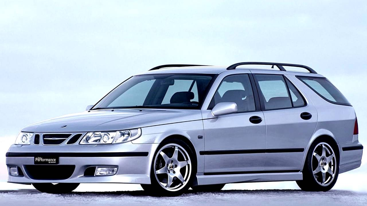 Saab wagon photo - 3