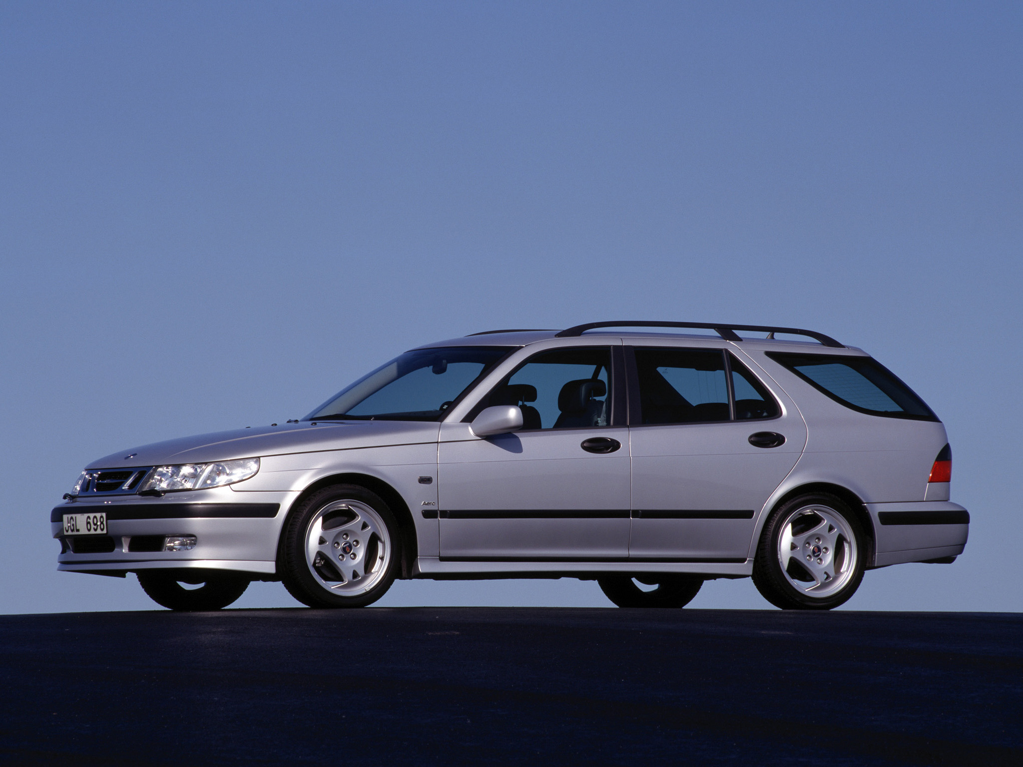Saab wagon photo - 4