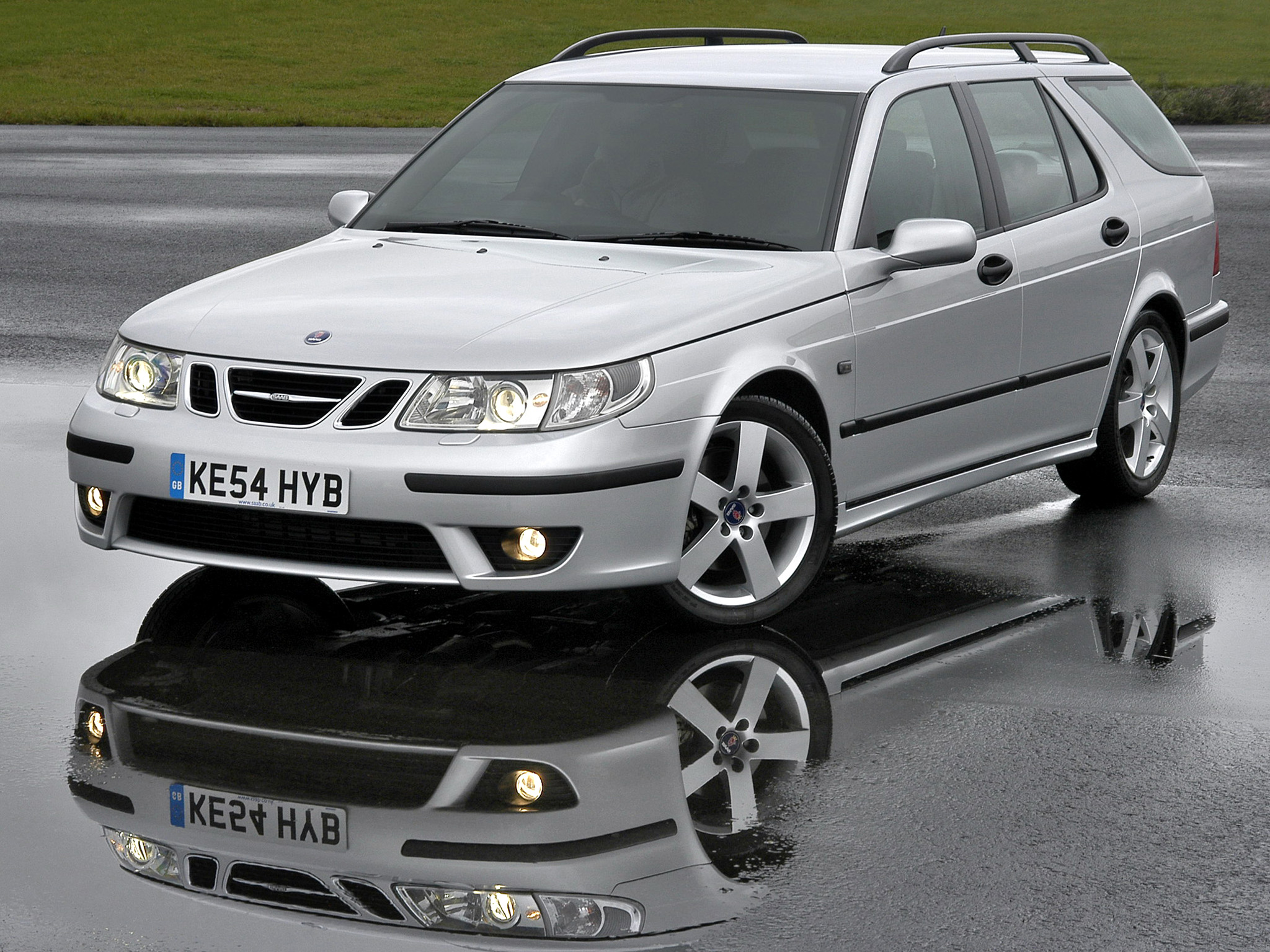 Saab wagon photo - 9