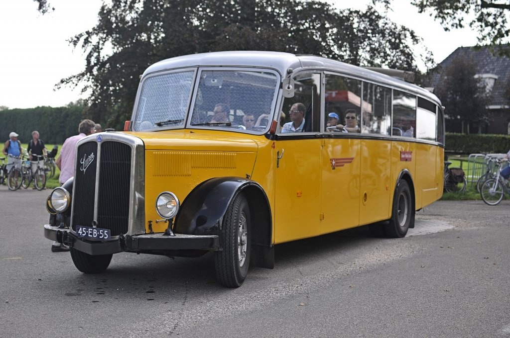 Saurer postbus photo - 1