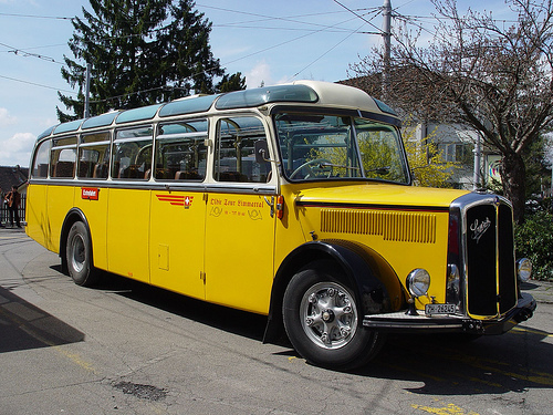 Saurer postbus photo - 10