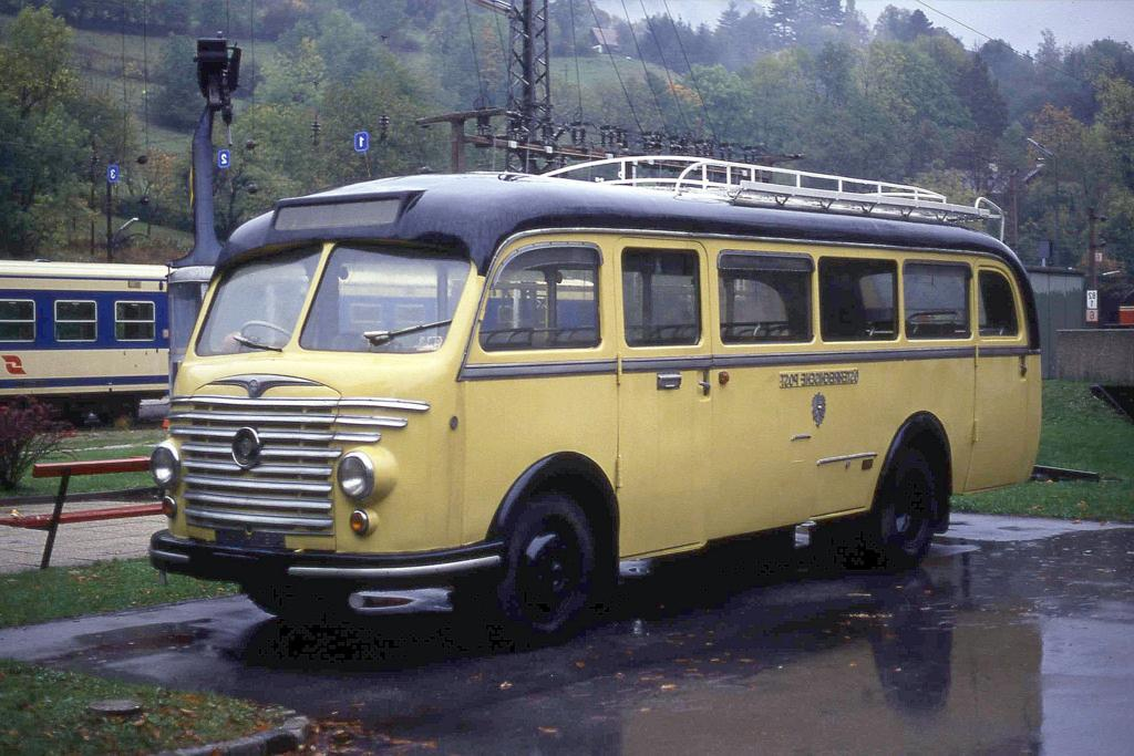 Saurer postbus photo - 3
