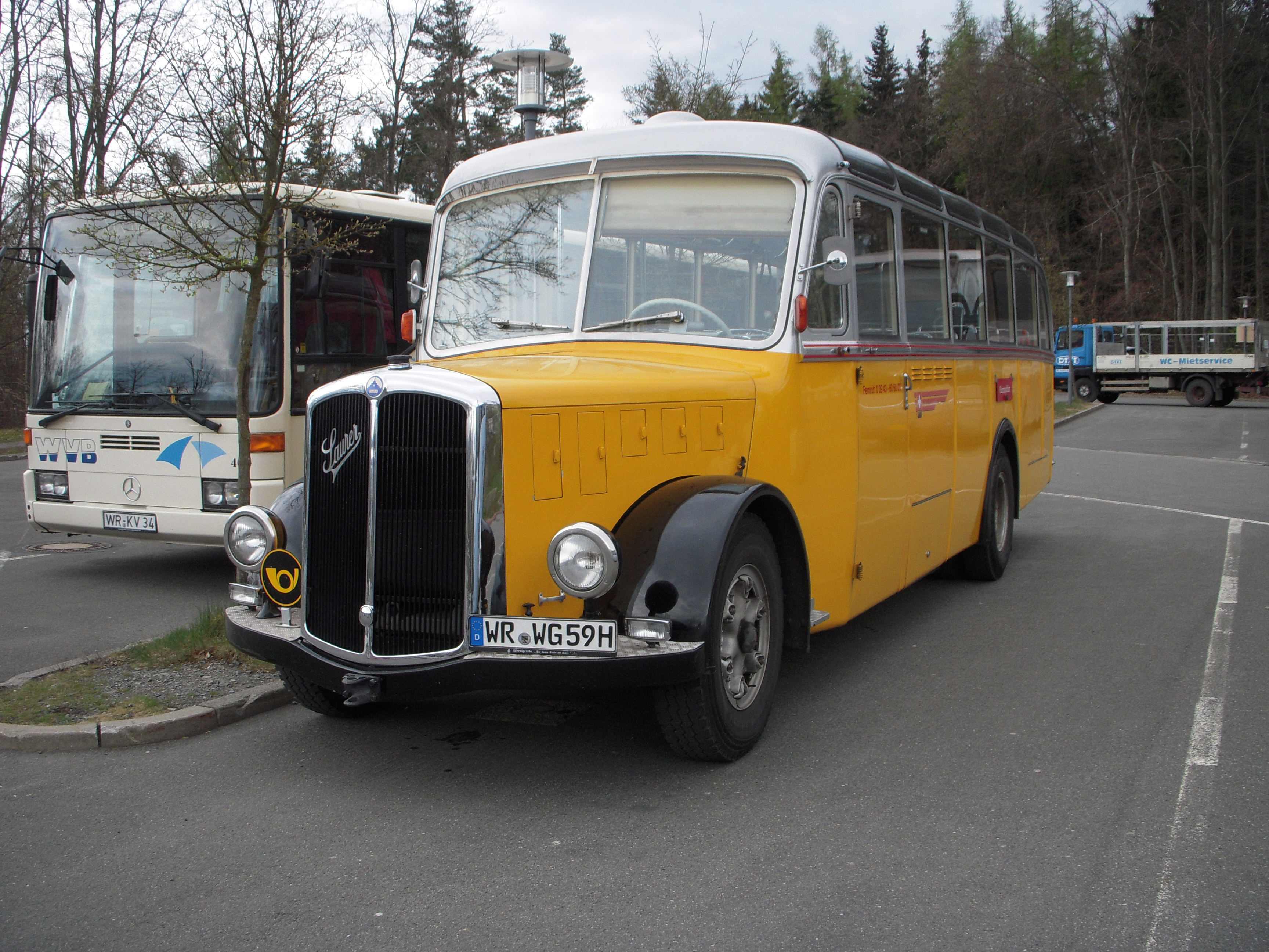 Saurer postbus photo - 5