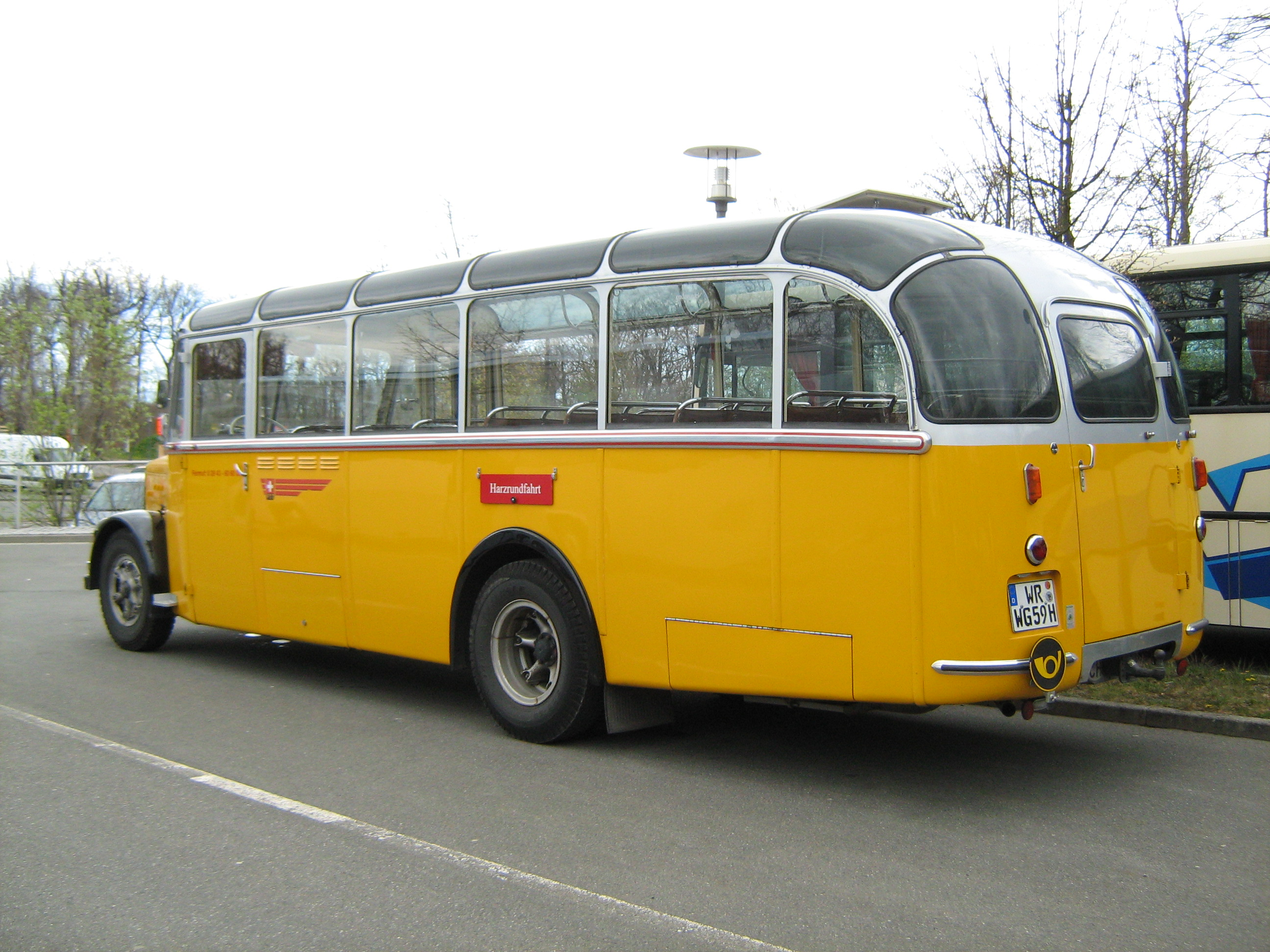 Saurer postbus photo - 6