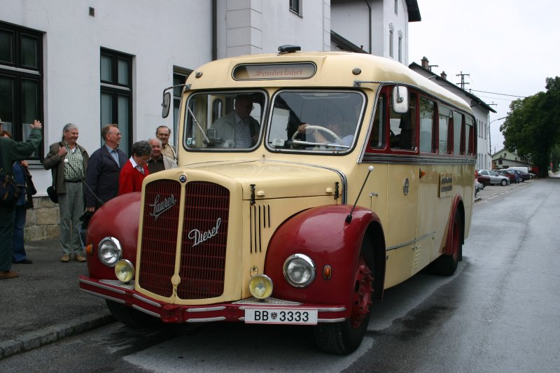Saurer postbus photo - 8