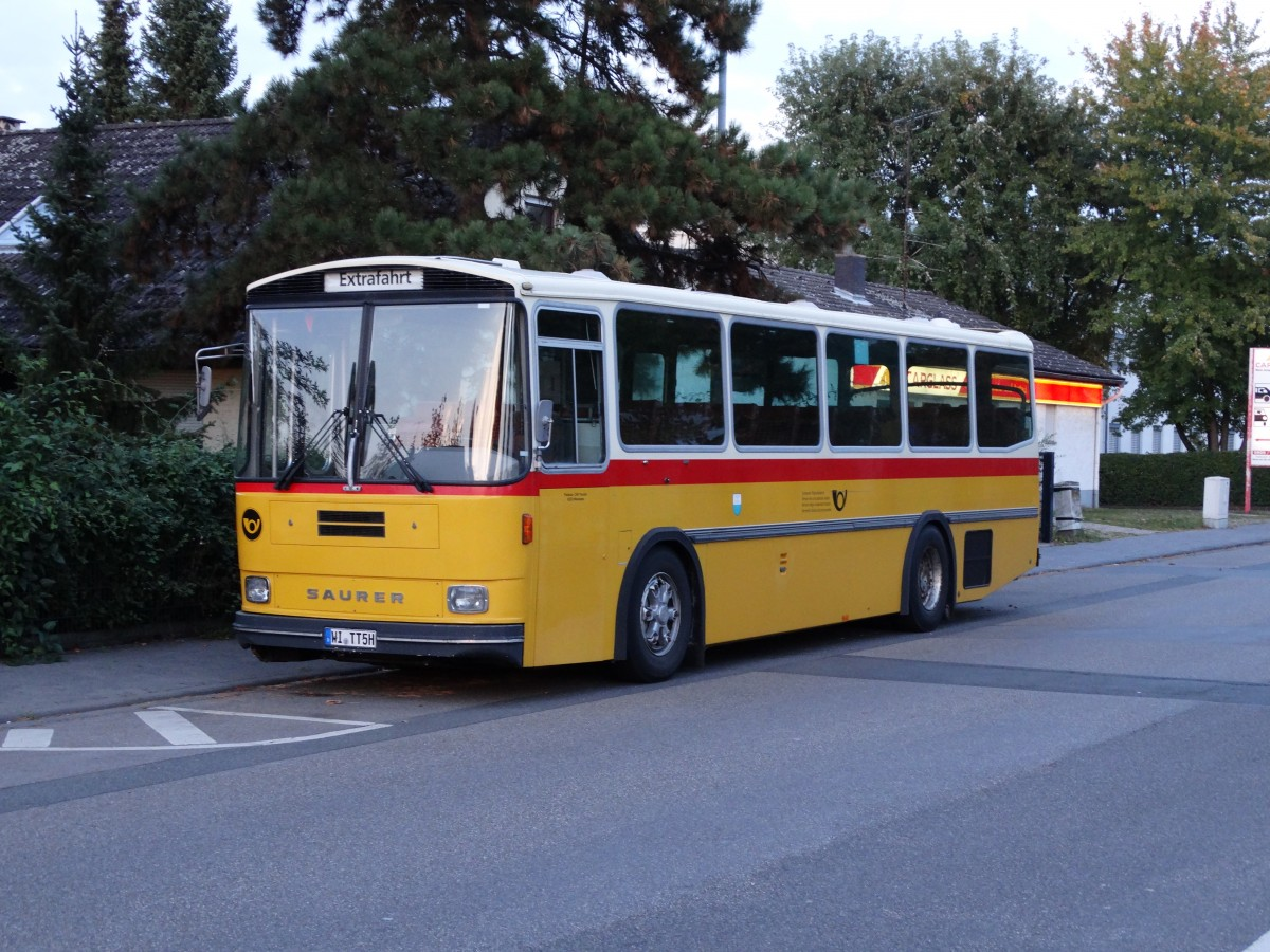 Saurer postbus photo - 9