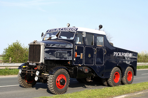Scammell constructor photo - 10