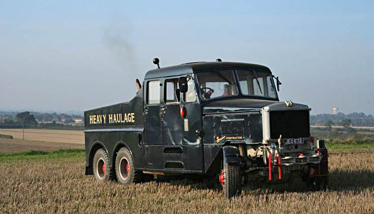 Scammell constructor photo - 2