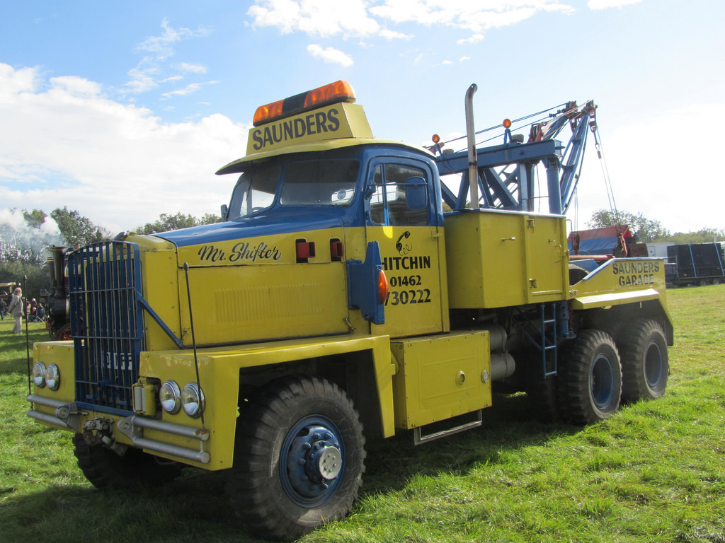 Scammell constructor photo - 5