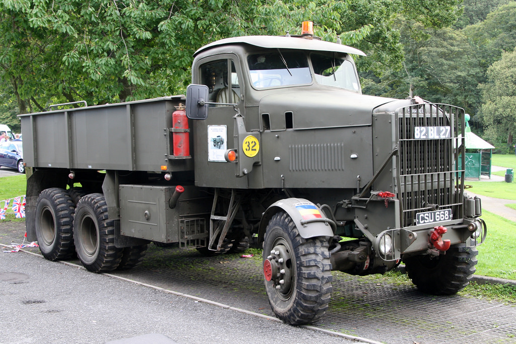 Scammell constructor photo - 7