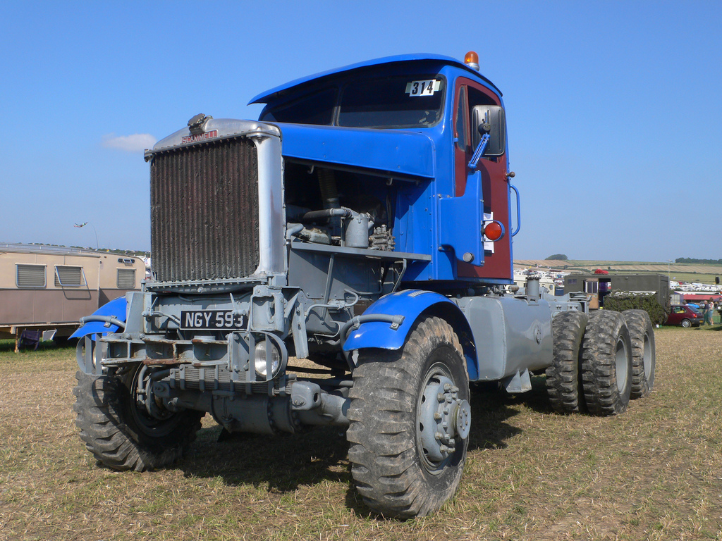 Scammell constructor photo - 8