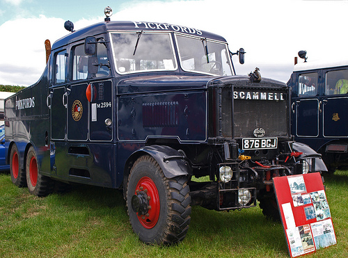 Scammell constructor photo - 9