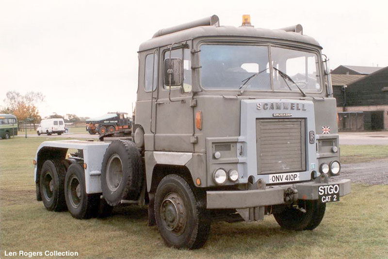 Scammell crusader photo - 2