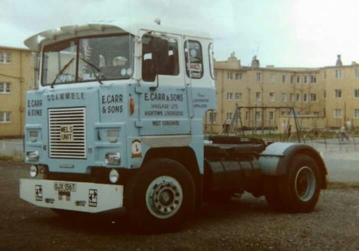 Scammell crusader photo - 4