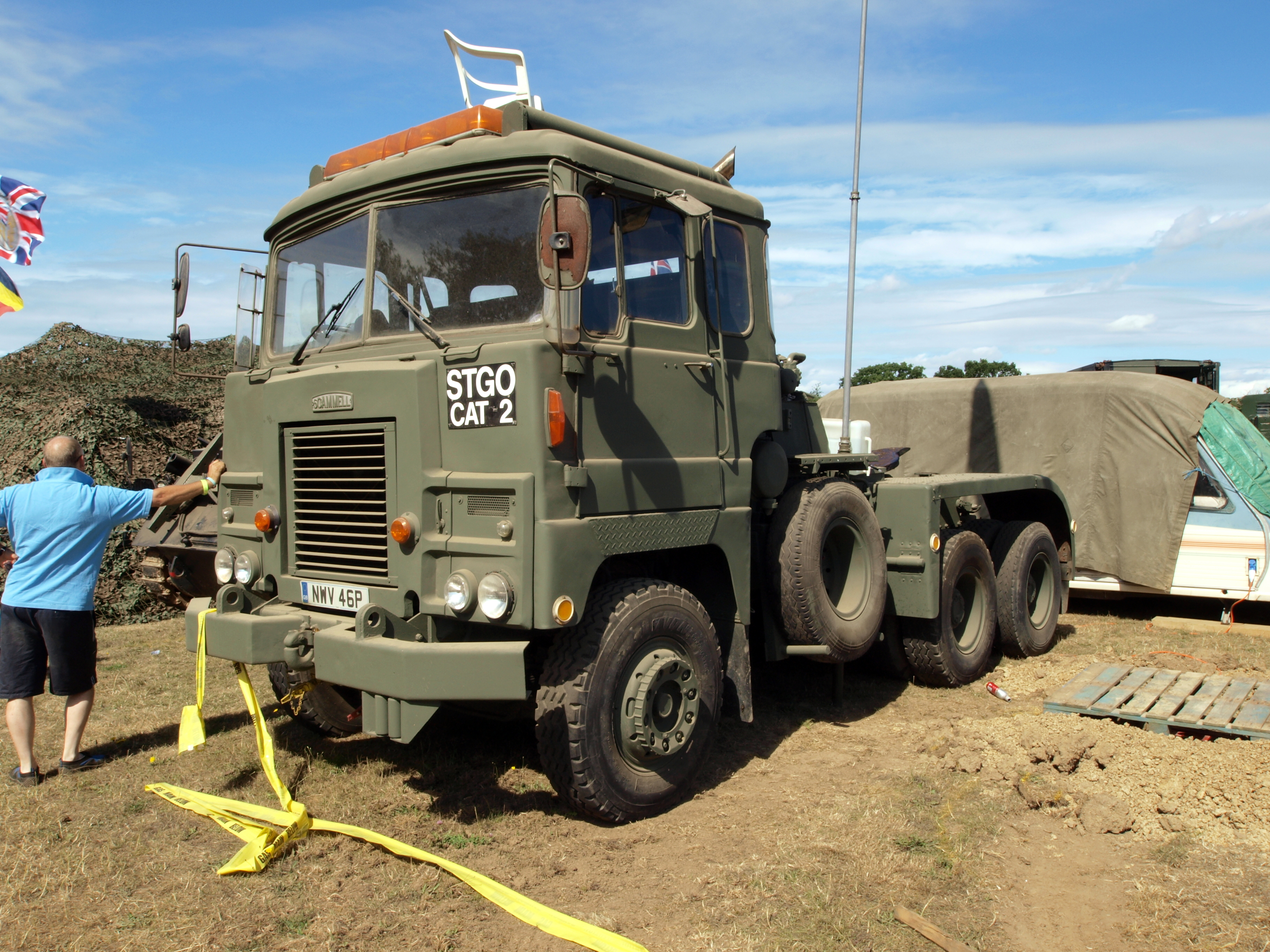 Scammell crusader photo - 5