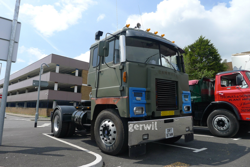 Scammell crusader photo - 8