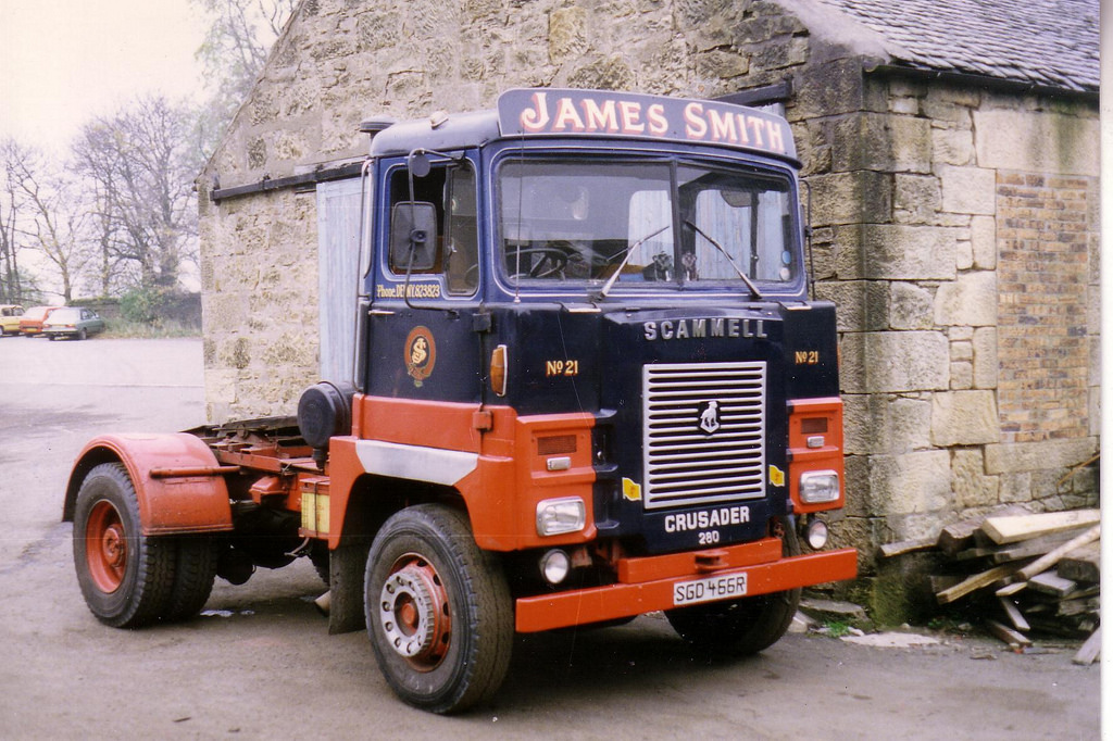 Scammell crusader photo - 9