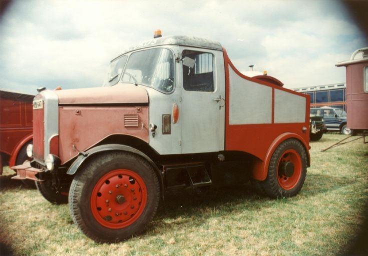 Scammell highwayman photo - 1