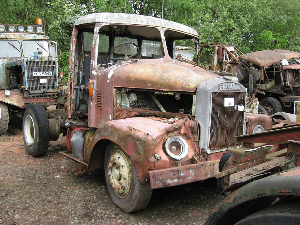 Scammell highwayman photo - 10