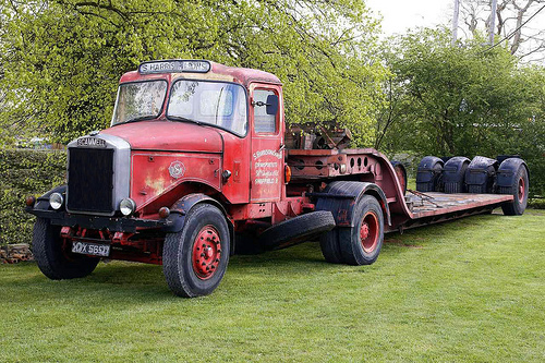 Scammell highwayman photo - 2