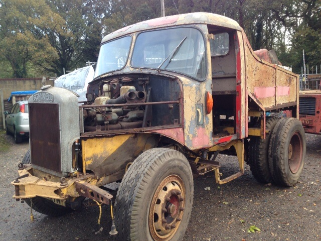 Scammell highwayman photo - 3