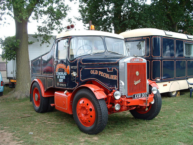 Scammell highwayman photo - 4
