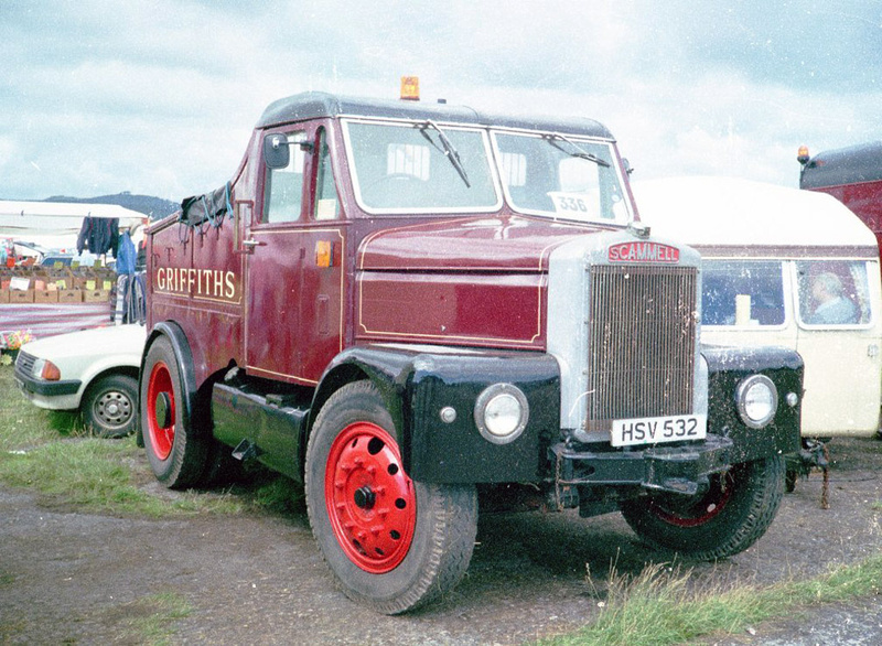 Scammell highwayman photo - 5