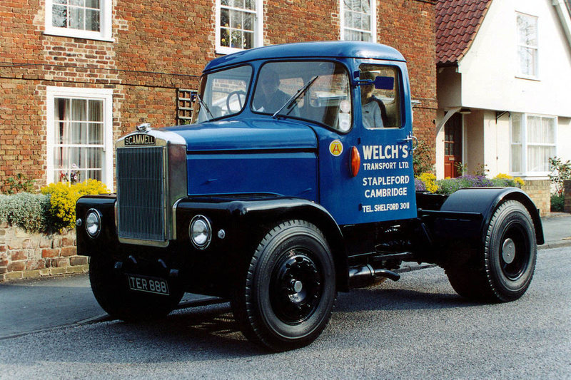 Scammell highwayman photo - 6