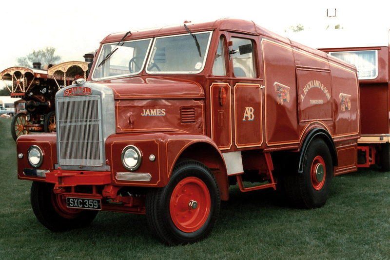 Scammell highwayman photo - 7